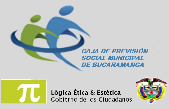 Caja de Previsión Social Municipal de Bucaramanga Logo